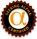 Seeking Alpha Certified